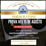 Convite Prova Cinquentenário